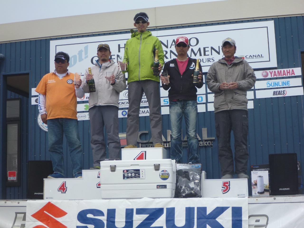奇跡の初優勝!2015浜名湖オープントーナメント開幕戦