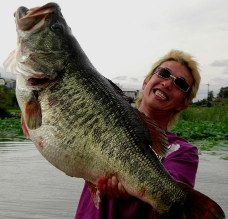 70オーバー続出!世界記録を生んだ北湖の「湖流」の謎