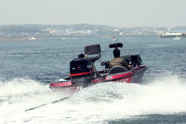 hamanakohotbassboat