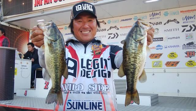 kitadaisuke2016jbsuperbassclassic