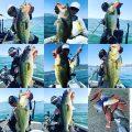 :[D] ロクマル乱舞、50UP数十連発!!琵琶湖は史上最大のビッグバスレイクなのか!?
