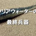 :[D] スイムベイト=クリアウォーター最強説