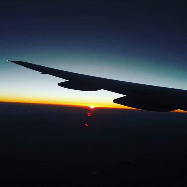 おはよう、アメリカの太陽…