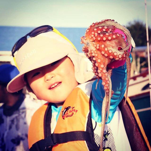 浜名湖タコ祭り、局所的に開催中です…(苦笑)。