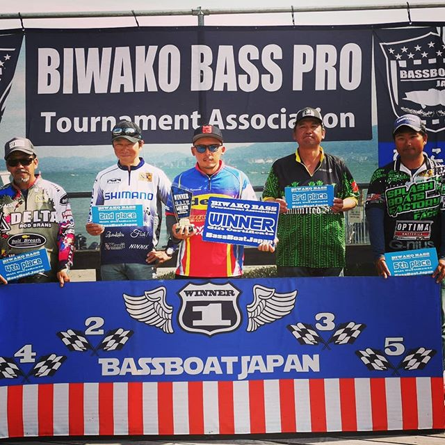 B.A.I.T.第2戦は川崎選手の逆転優勝。強い、強過ぎる…!#bait #バイト #2日トータル23kg #非サイト組でも15kgオーバー #琵琶湖 #だからって普通そんな釣れません #異次元過ぎ #レベルの高さにめまいがします…