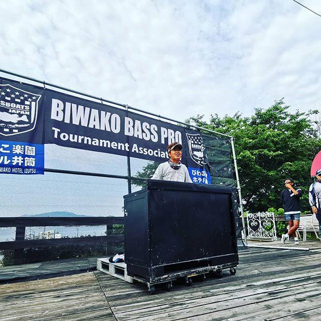 懲りずにBAIT第3戦。必死に魚探してきます!#琵琶湖 #2Daysトーナメント #バイト #最近全く釣れてませんが #諦めずに頑張って来ます…!