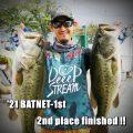 :[D] BATNET開幕戦準優勝!新時代の琵琶湖を読み解くキーポイント
